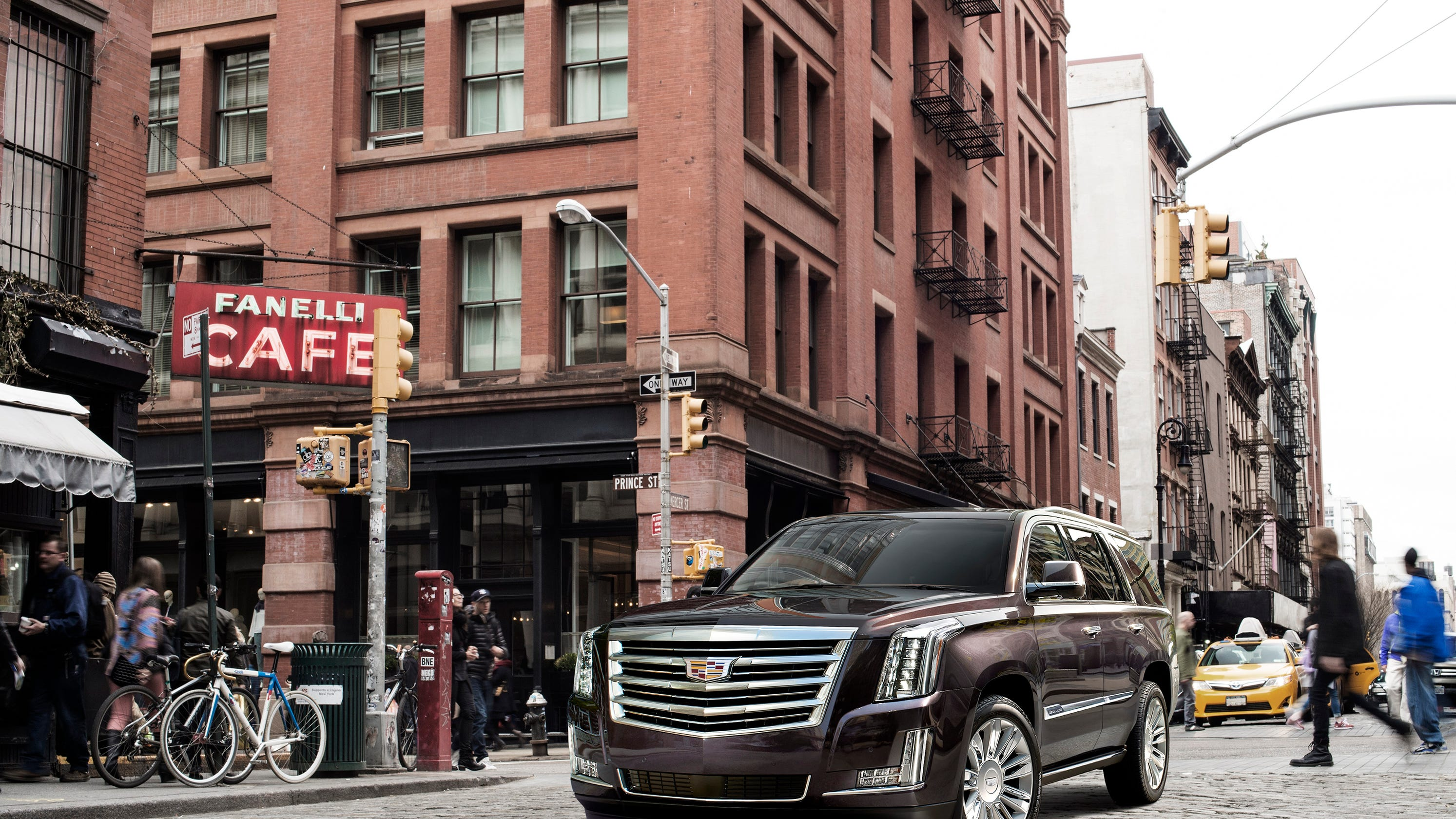 2021 Escalade SUV is GM's next big chance to make Cadillac ...