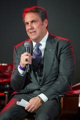 GM President Mark Reuss is responsible for Cadillac.