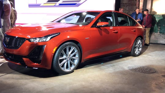 The 2020 Cadillac CT5-V sport sedan promises exciting performance, but is unlikely to change how people perceive the brand.