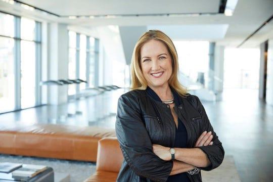 General Motors Chief Marketing Officer Deborah Wahl.
