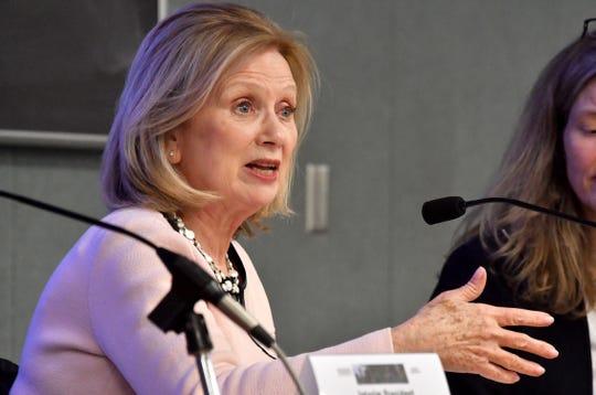 MSU Provost June Youatt