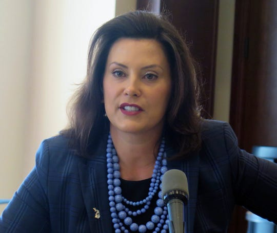 Gov. Gretchen Whitmer wants state lawmakers to allocate an extra $10 million to implement changes to Medicaid work requirements.
