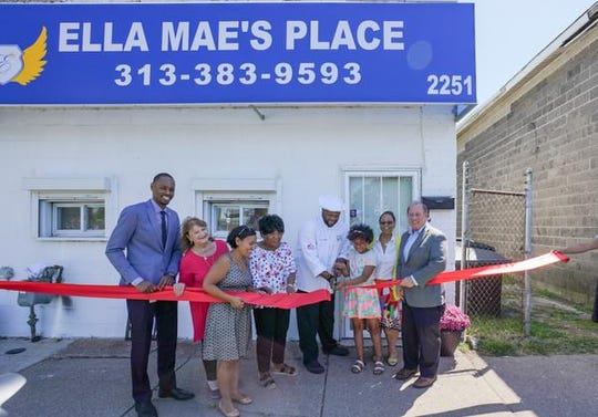 Ella Mae's Place is opening in southwest Detroit.
