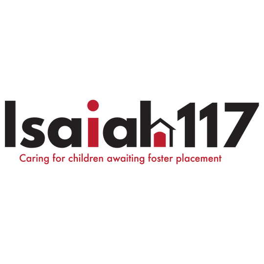 Isaiah 117 is a national network of properties where children awaiting placement in foster care may receive temporary care.