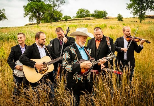 Bluegrass act Doyle Lawson and Quicksilver