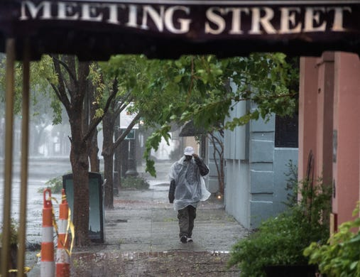 How Hurricane Dorian affecting Charleston economy without