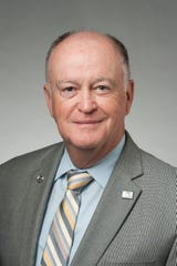 Mauldin Mayor Dennis Raines poses for a portrait in this submitted photo. He is running for reelection in the November 2019 election.