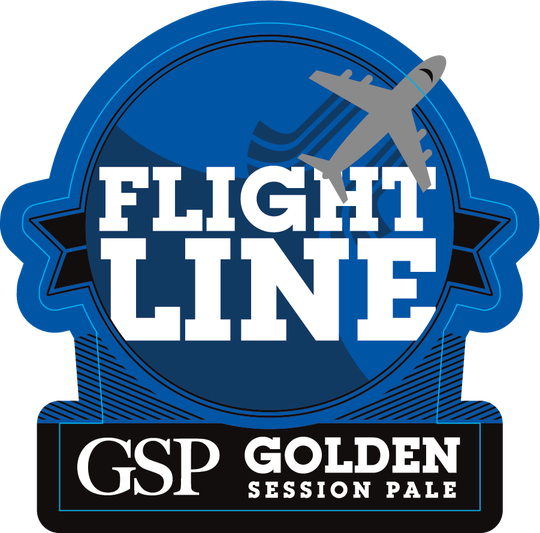 GSP airport has collaborated with RJ Rockers Brewing Company to create Flight Line, its own airport-inspired beer.