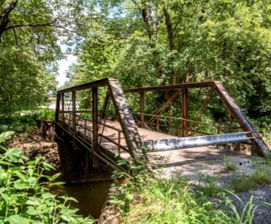 Do you know someone who could give this old bridge a new home?