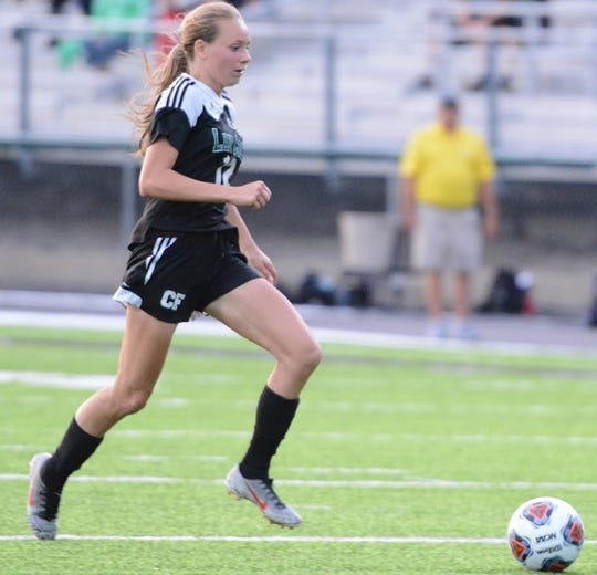 Clear Fork's Lilly Wortman headlined a list of players who contributed to a 9-0 win over River Valley last week.