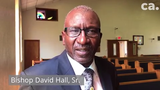 Bishop David Hall, Sr., prelate of the Tennessee Headquarters of the Church of God in Christ, speaks about how churches should address violence.