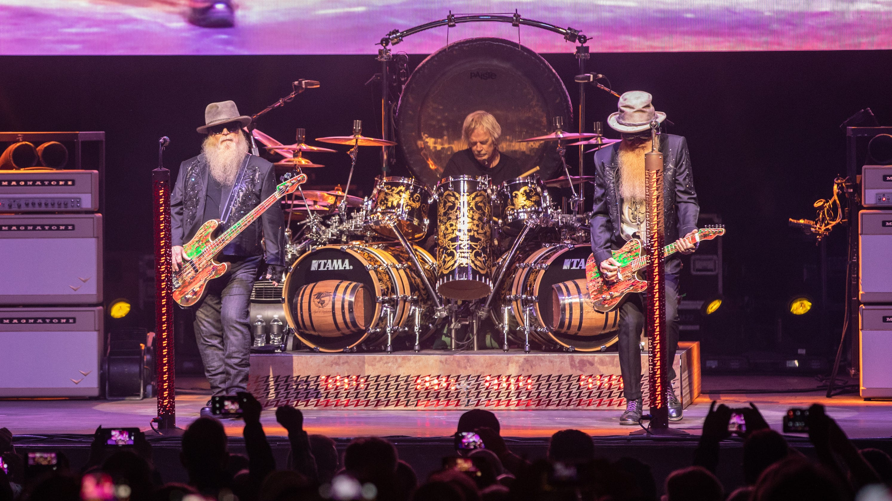 ZZ Top sharp at 50th anniversary tour in Milwaukee with