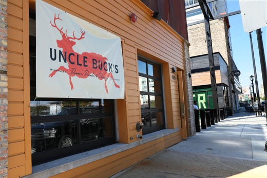 Uncle Buck's and Red Star open Saturday beside the Deer District