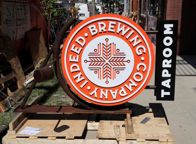 Indeed Brewing, based in Minneapolis, will open a 10-barrel brewery and taproom here on Friday.