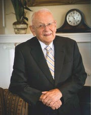 Bill Allen, a World War II Navy veteran, plans to speak at the Rutherford County Sheriff's Office 9/11 ceremony.