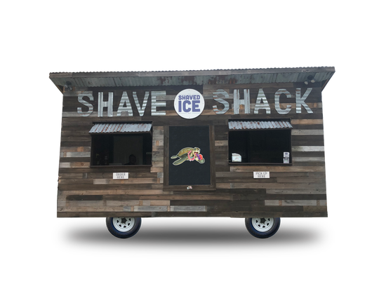 The Shaved Ice Bar's Shave Shack set to open Oct. 1 at Celebration Park in East Naples.