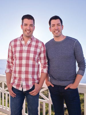 """HGTV's """"Property Brothers"""" stars Drew and Jonathan Scott will be at Kohl's in Menomonee Falls at 11 a.m. Thursday, Oct. 10. The brothers will celebrate the launch of Scott Living, their new home collection at Kohl's."""