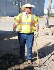 Eddy County Public Works Director Jason Burns said road construction projects continue in Eddy County.