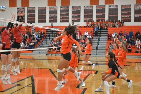 Northville High hosts Livonia Churchill on Sept. 4 in varsity volleyball.