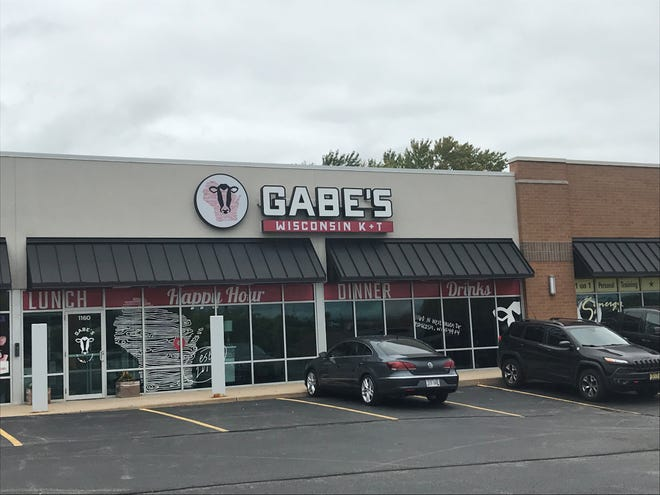 Gabe's Wisconsin Kitchen & Tavern opened at 1160 Westhaven Drive and is serving Wisconsin staples.