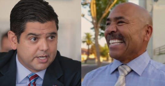 Rep. Raul Ruiz, D-Palm Desert, faces a new challenger in the race to represent California's 36th District in the U.S. House of Representatives. His name is also Raul Ruiz.