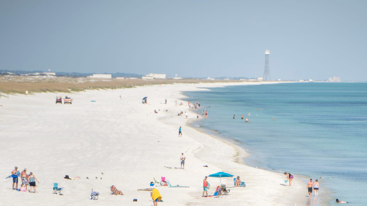 Could Consider Re Opening Navarre Beach