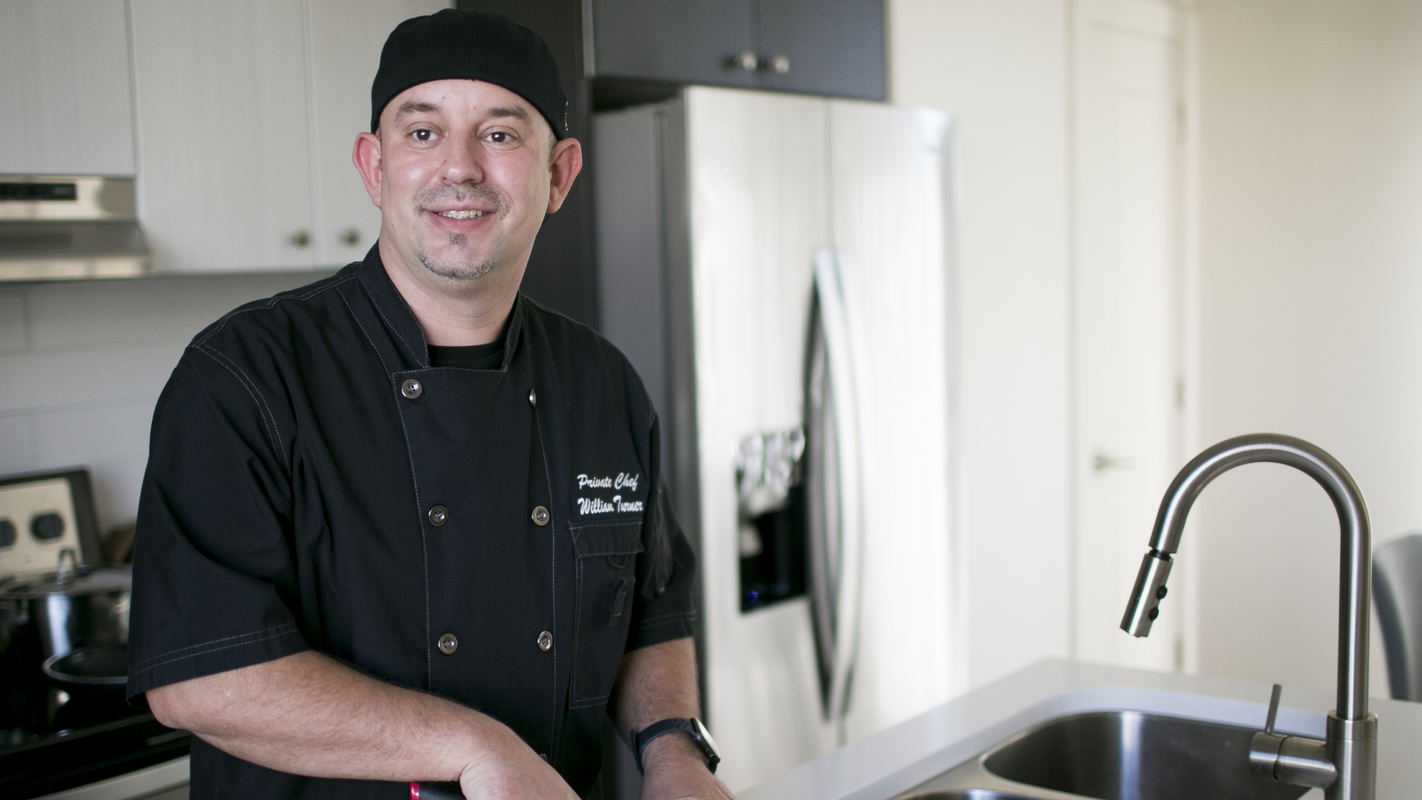 Scottsdale private chef built business catering bachelorette