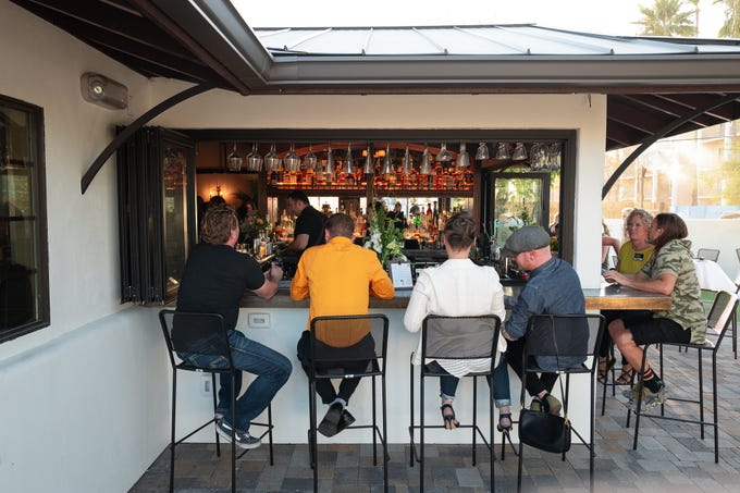 Hidden House owners emphasize that every seat is different at the Chandler restaurant.