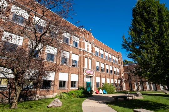 The developer of the St. Clair Inn has plans to turn the former St. Clair Middle School into workforce housing for the inn.