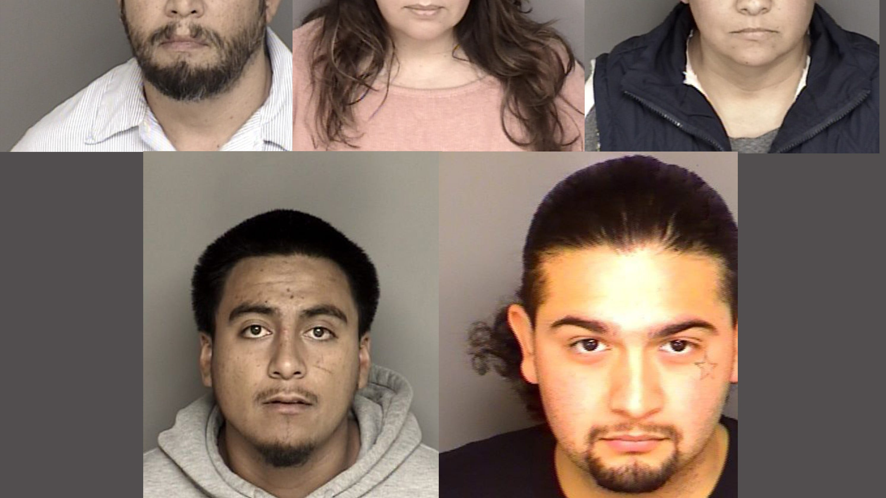 Alleged gunman's parents charged in birthday shootout north