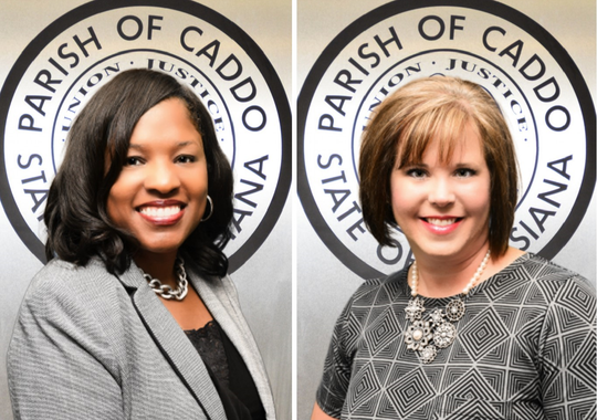 Erica Bryant was officially confirmed as the assistant parish administrator and Hayley Bryan Barnett was officially confirmed as the director of finance.