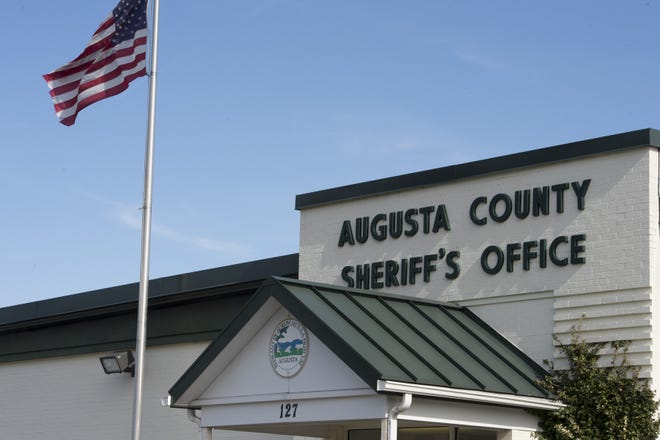 FILE PHOTO Augusta County Sheriff's Office, Verona
