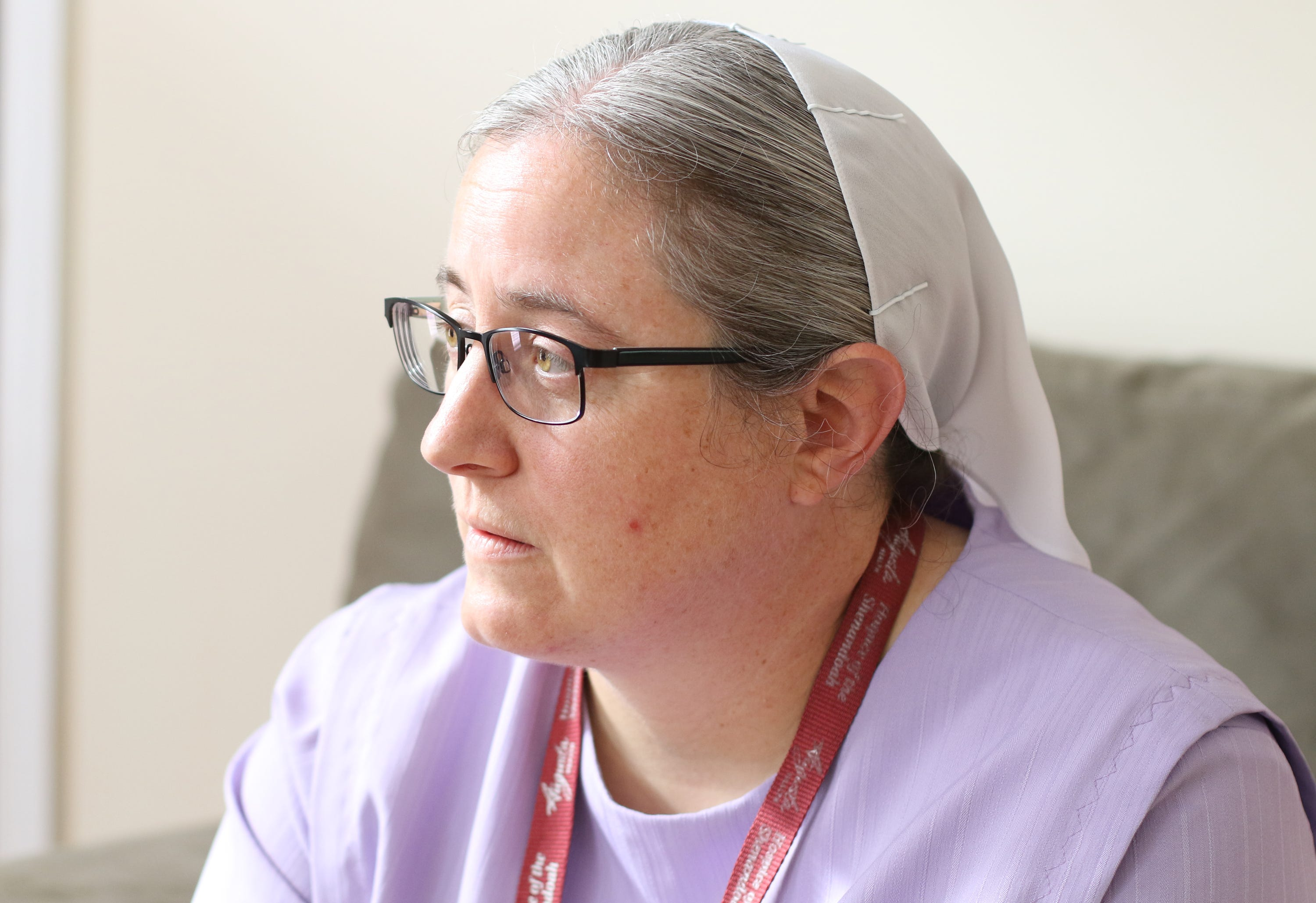 It's rare, but sometimes hospice work can be dangerous.   Several times hospice nurse Laura Summy has refused to visit a client alone because of aggressive or violent behavior on the part of the client or their primary caregiver.   She's taken a social worker or chaplain with her to provide safety and another set of eyes to help determine the best way to meet that client's unique needs.   Summy has seen drug use, violence and criminal activity. She's been threatened while making her rounds. She watched a primary caregiver get led out of the house in handcuffs while she was caring for that person's parent.  It didn't seem to phase her client, so she did not let it phase her.