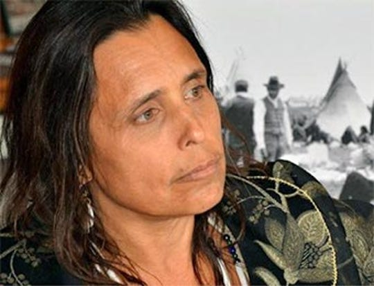 """Winona LaDuke will speak about """"Native Resilience and Action: Climate Change, Fossil Fuels and Sustainability,"""" at the 32nd annual Peace Studies Conference at the College of St. Benedict and St. John's University on Tuesday, Sept. 10."""
