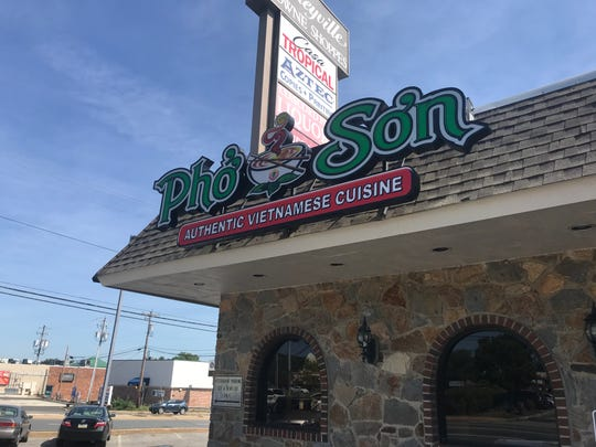 Pho Son is a new Vietnamese restaurant taking over the spot formerly occupied by Casa Tropical at 4015 Concord Pike in Talleyville.