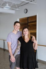 Carson and J.T. Ford are the new owners of Balance Yoga + Barre in Parker Square. Carson has been working there for more than three years and has a 500-hour certification from Yoga Alliance.