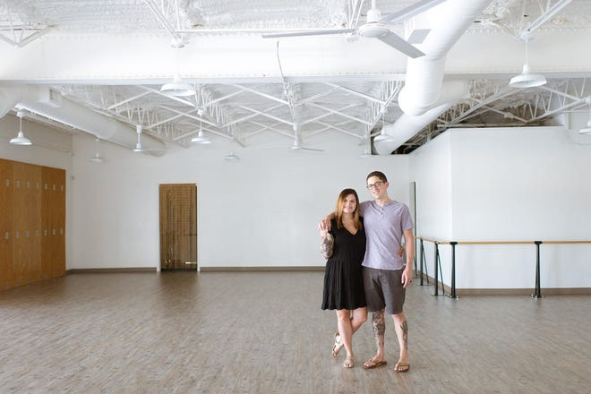 Carson and J.T. Ford are the new owners of Balance Yoga + Barre in Parker Square. Carson has been working there since the beginning of 2016 and has been serving as studio director.