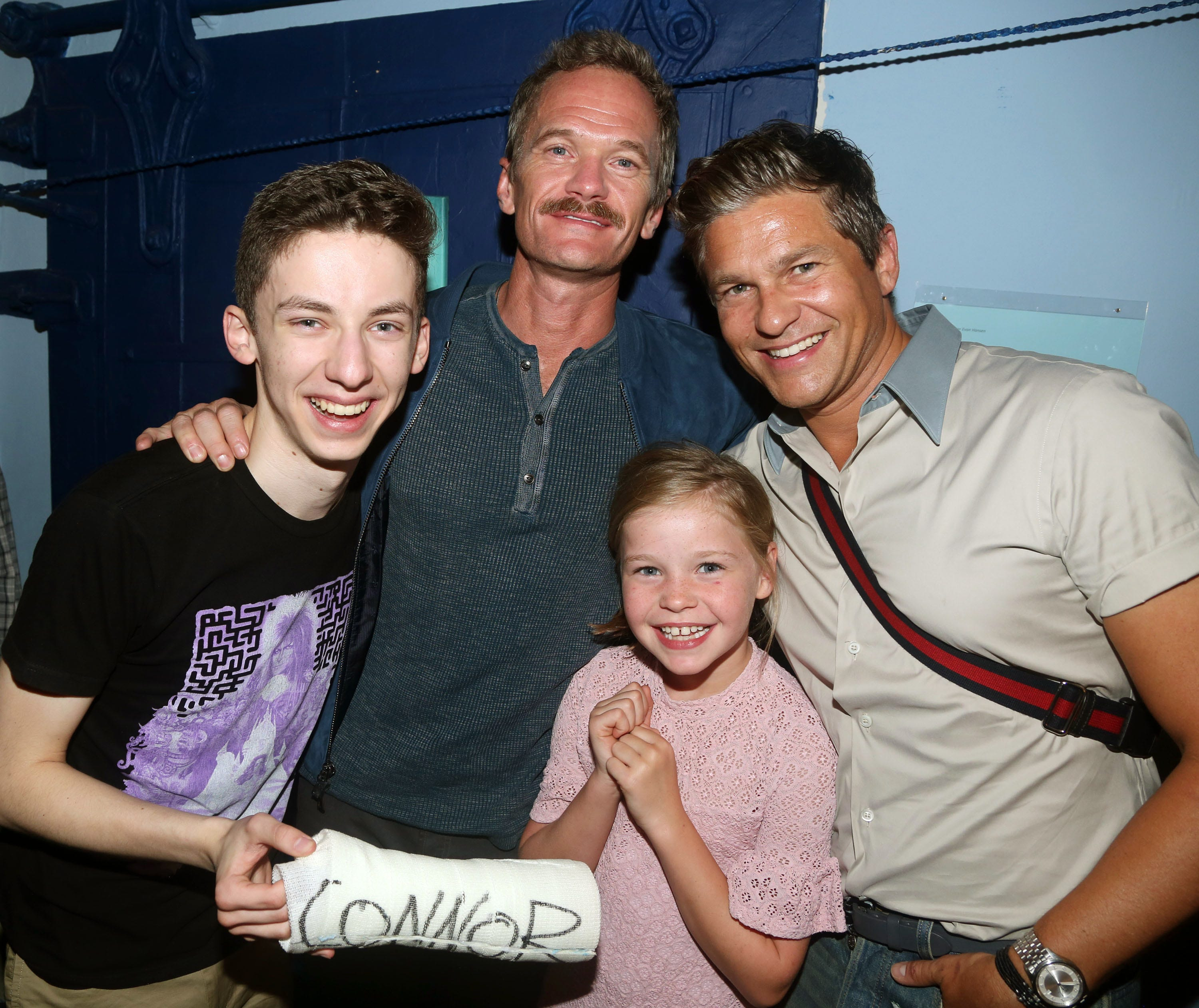 Neil Patrick Harris posts video from Medieval Times in Lyndhurst NJ