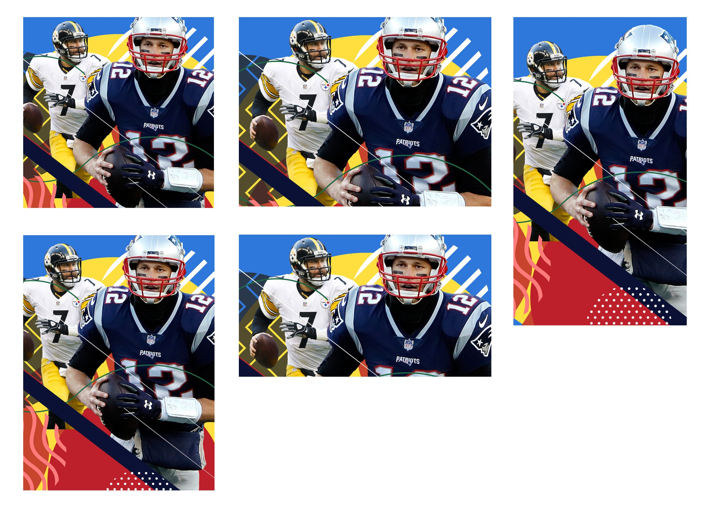 USA TODAY Sports' Week 1 NFL picks: Will Steelers upset Patriots in opener? thumbnail