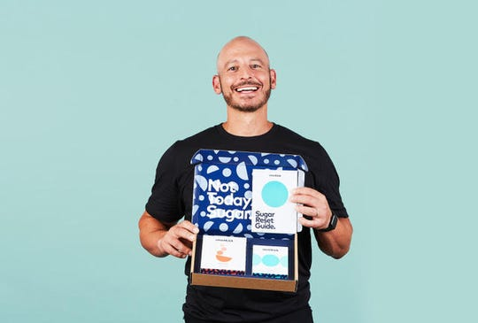 Harley Pasternak has been a trainer for stars such as Lady Gaga, Jimmy Fallon and Miley Cyrus. Now he has launched Sweetkick, a brand that aims to help consumers create healthier relationships with sugar.