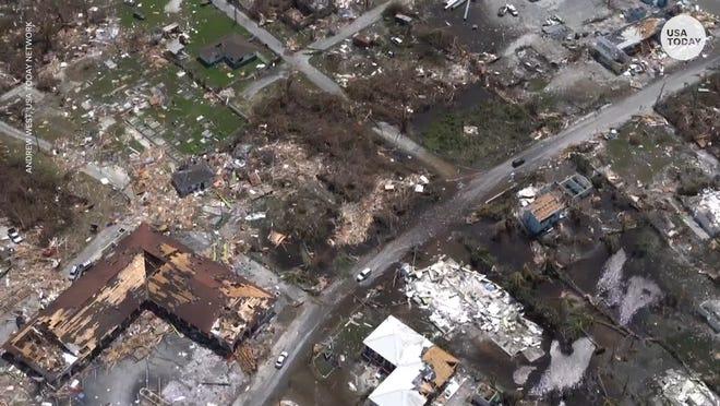 Hurricane Dorian Video Shows The Devastation In Bahamas
