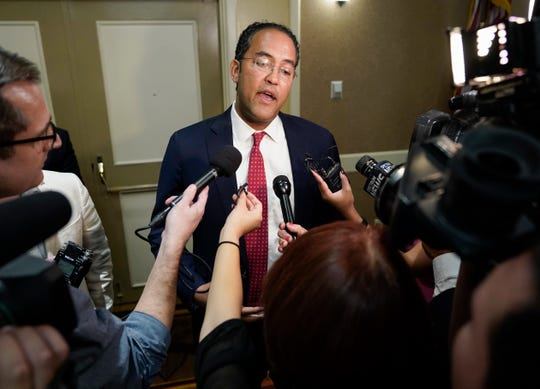House of Representatives: Rep. Will Hurd, R-TXRep. Hurd announced on Aug. 1, 2019 he won't seek reelection. Hurd is the only black Republican member of the House.