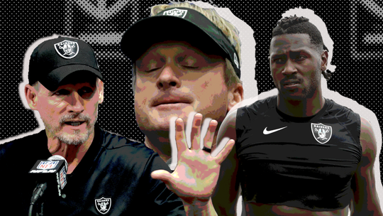 Opinion: Antonio Brown saga must leave Raiders with deep regret for teaming up with WR
