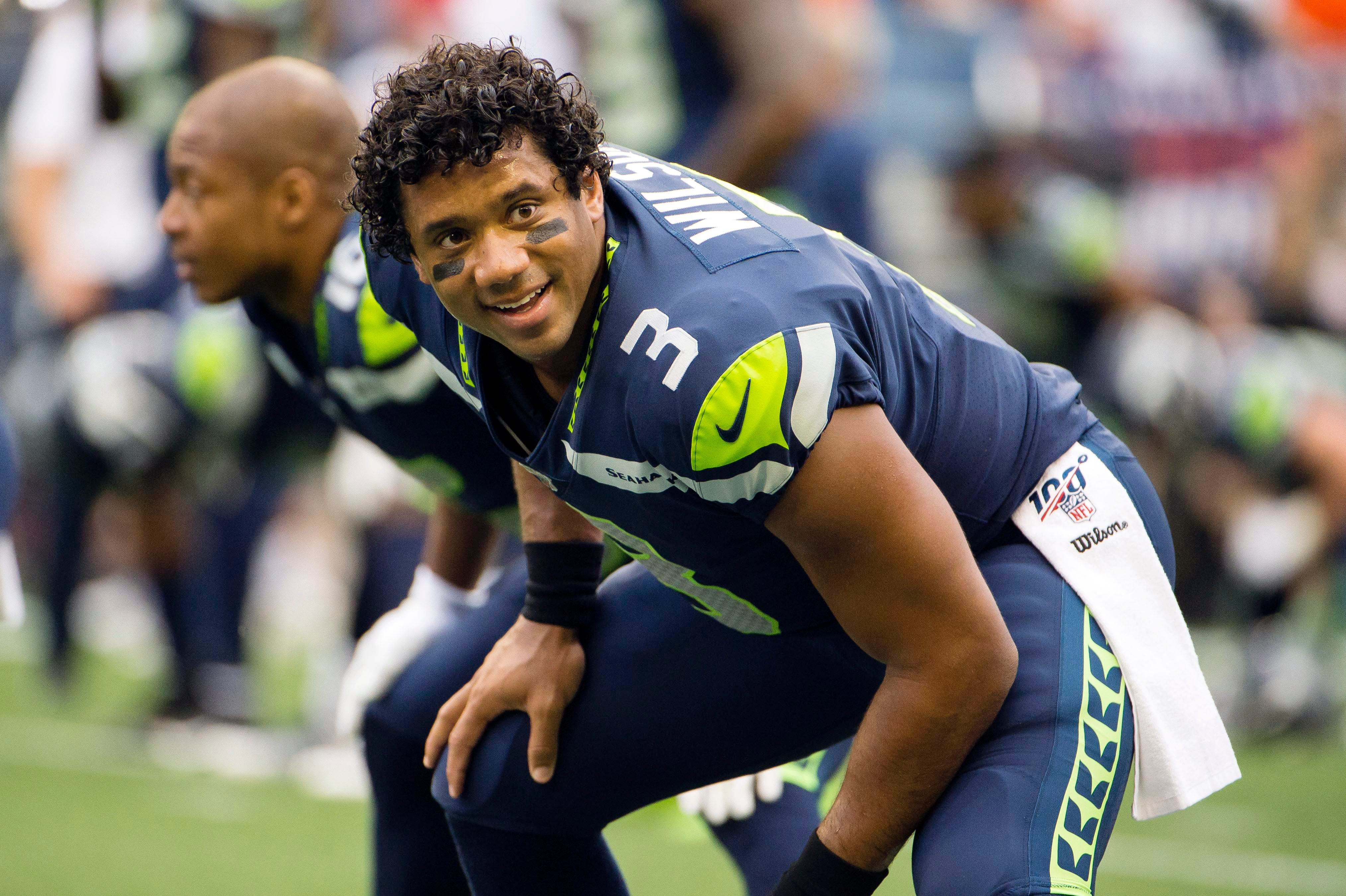 Opinion: Russell Wilson won't be limited to football, wants to 'inspire the world'