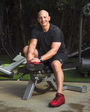 """Focus on what you have direct control over. ... Focus on the process,"" Harley Pasternak advises people who might want to follow in his footsteps."