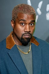 """Kanye West's """"Jesus Is King"""" is his ninth consecutive album to debut at No. 1 on the Billboard 200."""