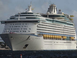 Royal Caribbean's 'Adventure of the Seas' requests help from Coast Guard off Jersey Shore