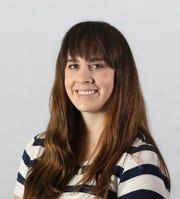 Wausau Daily Herald reporter Laura Schulte