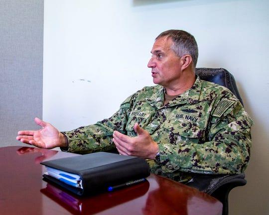 Capt. Rich Rhinehart