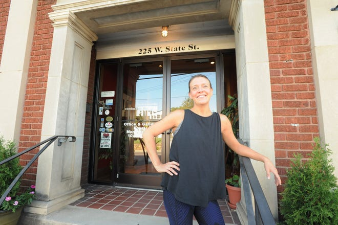 Dancing has taken Amy Maze on a long journey leading to Black Mountain, where she teaches dance to children at the Center for the Arts.
